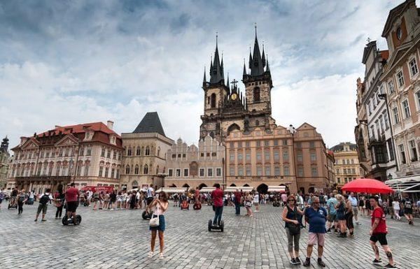 צ'כיה הונגריה ואוסטריה