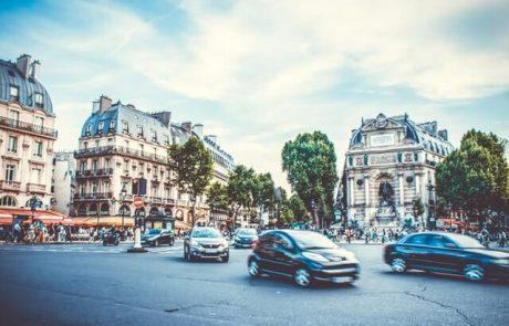 פריז לפי ימים